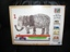 NEW Eric Carle 1,2,3 to the Zoo 4-in-1Wooden Jigsaw Puzzle, 48-Piece