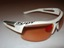 Rudy Project Exowind Sunglasses with ImpactX Photocromic Lenses - with Hard Case
