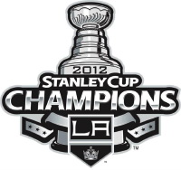 2012 Stanley Cup Champions - Los Angeles Kings - NHL